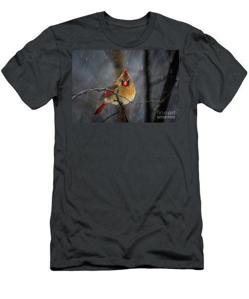 Oh No Not Again Men's T-Shirt (Slim Fit) by Lois Bryan