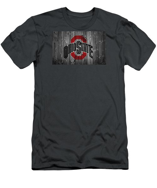 Ohio State University Men's T-Shirt (Slim Fit) by Dan Sproul
