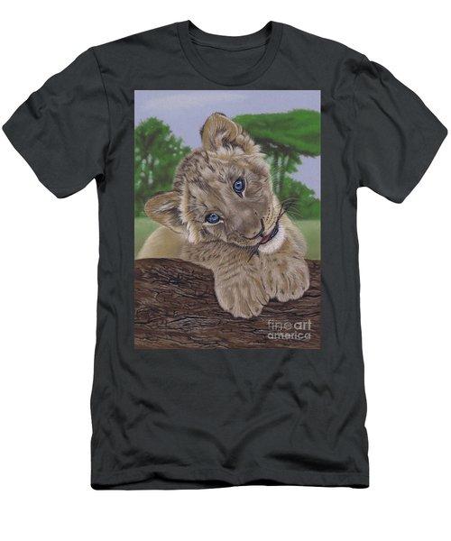 Ol' Blue Eyes Men's T-Shirt (Athletic Fit)