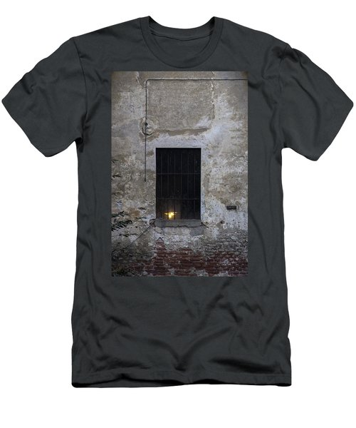 Old But Full Of Life Men's T-Shirt (Athletic Fit)
