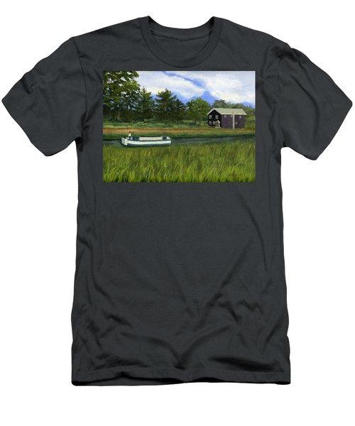 Old Erie Men's T-Shirt (Athletic Fit)