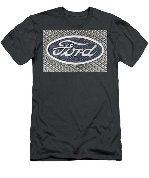 Old Ford Symbol Men's T-Shirt (Athletic Fit)