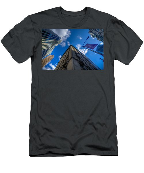 Old Meets Modern Men's T-Shirt (Athletic Fit)