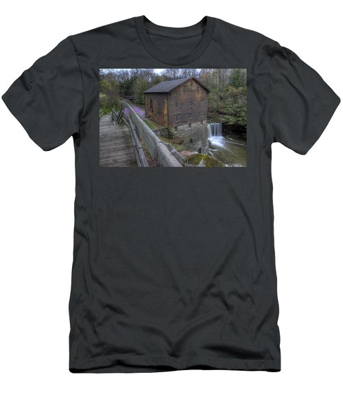 Old Mill Of Idora Park Men's T-Shirt (Athletic Fit)
