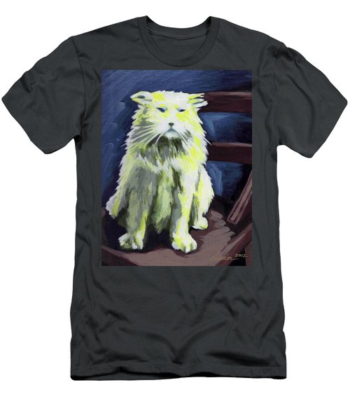 Old World Cat Men's T-Shirt (Athletic Fit)