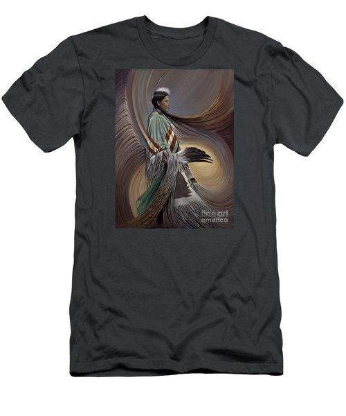 On Sacred Ground Series I Men's T-Shirt (Athletic Fit)