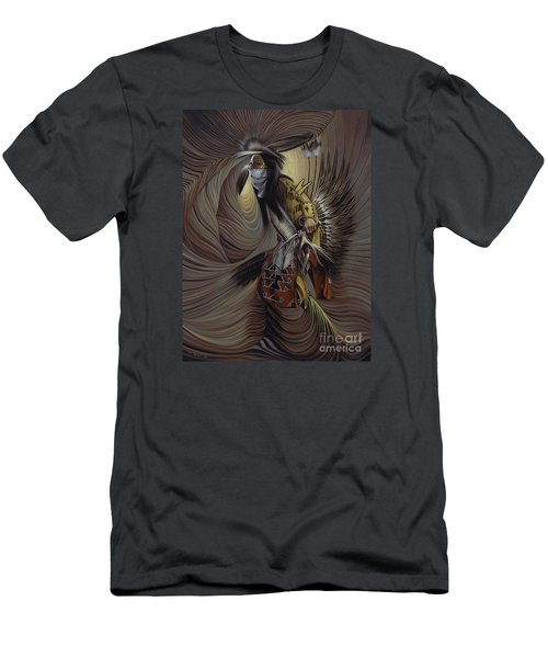 On Sacred Ground Series IIl Men's T-Shirt (Athletic Fit)