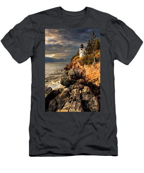 On The Bluff Men's T-Shirt (Athletic Fit)
