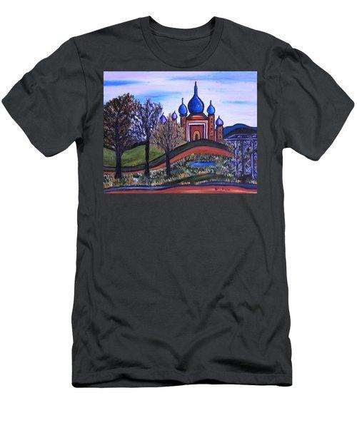 Onion Scape Men's T-Shirt (Athletic Fit)
