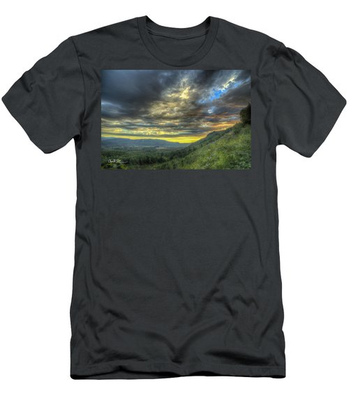Oso Valley Men's T-Shirt (Athletic Fit)