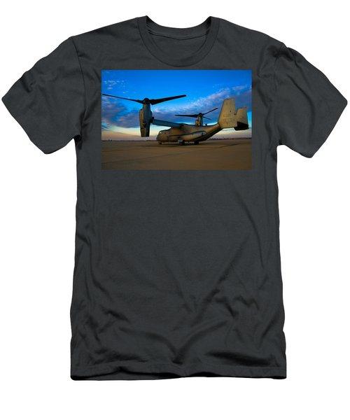 Osprey Sunrise Series 1 Of 4 Men's T-Shirt (Athletic Fit)