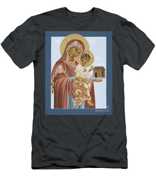 Our Lady Of Loretto 033 Men's T-Shirt (Athletic Fit)