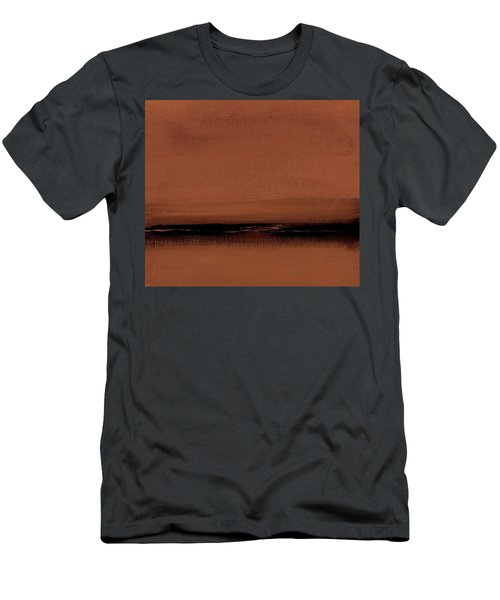 Our Oceans  The Continental Dividers  Number 1133-1 Men's T-Shirt (Athletic Fit)