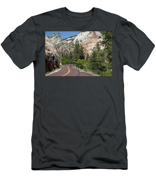 Out For A Ride Men's T-Shirt (Athletic Fit)