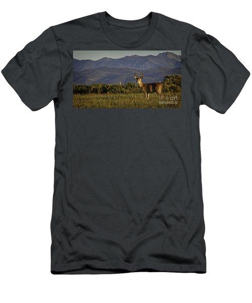 Out West Men's T-Shirt (Athletic Fit)