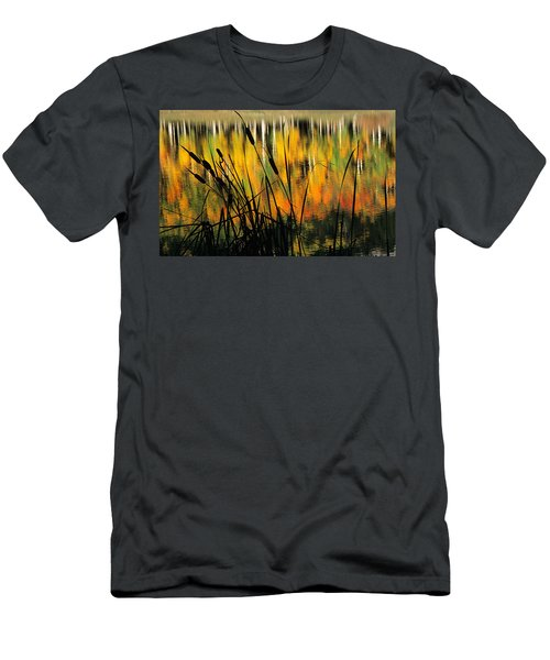 Owl Creek Pass Fall 3 Men's T-Shirt (Athletic Fit)