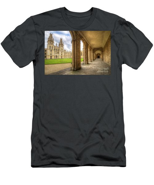 Oxford University - All Souls College 2.0 Men's T-Shirt (Athletic Fit)