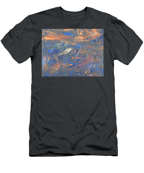 Paint Number 58c Men's T-Shirt (Athletic Fit)