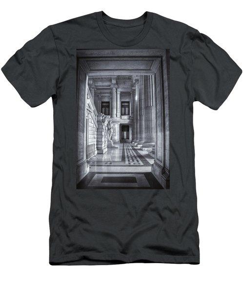 Palais De Justice Men's T-Shirt (Athletic Fit)