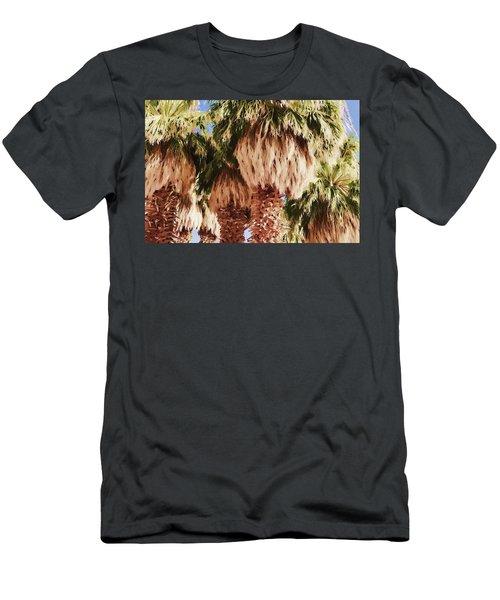 Palm Men's T-Shirt (Athletic Fit)