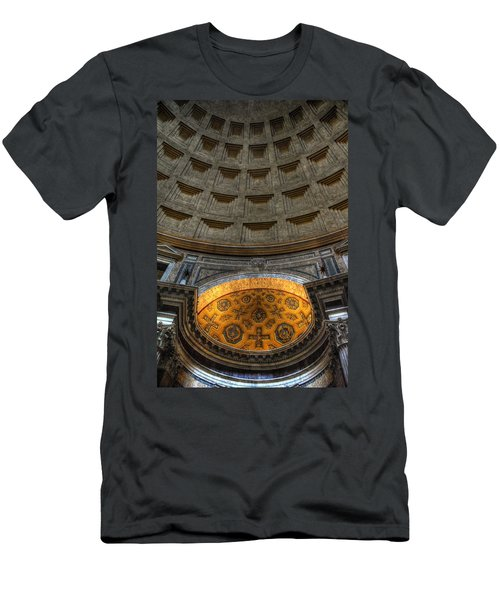 Pantheon Ceiling Detail Men's T-Shirt (Athletic Fit)