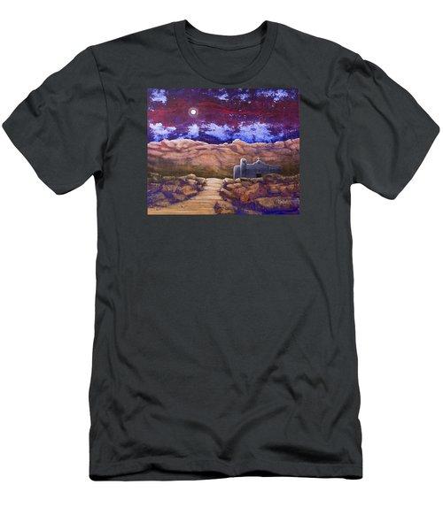 Paper Moon Men's T-Shirt (Slim Fit) by Jack Malloch