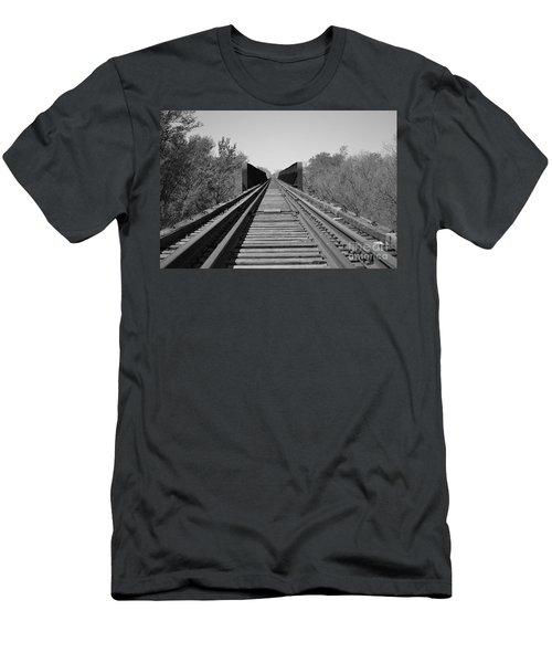 Parallelism Men's T-Shirt (Athletic Fit)