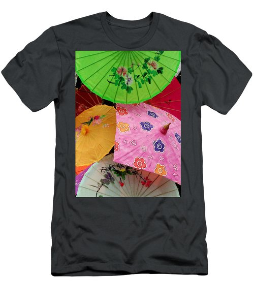 Parasols 2 Men's T-Shirt (Athletic Fit)
