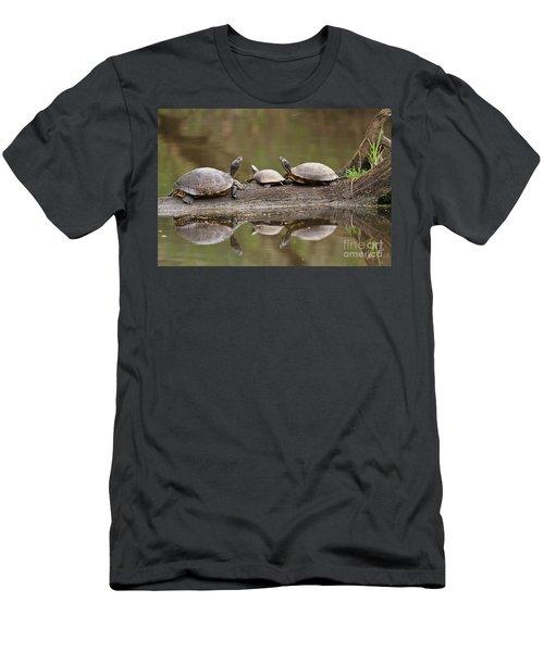 Parental Supervision  Men's T-Shirt (Athletic Fit)