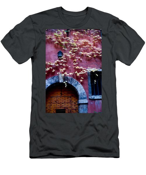 Paroisse Orthodoxe Men's T-Shirt (Athletic Fit)