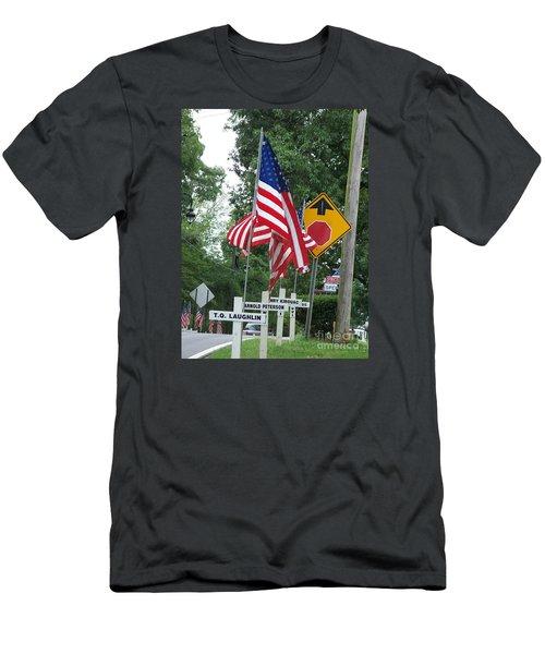 Past Heros Men's T-Shirt (Athletic Fit)