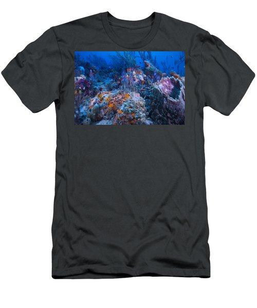 Pastels Men's T-Shirt (Athletic Fit)