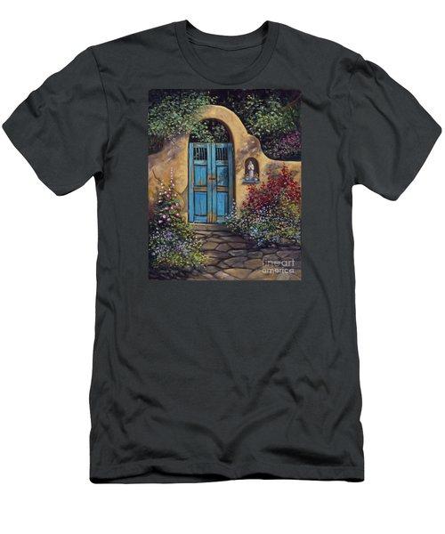 Patio Men's T-Shirt (Athletic Fit)