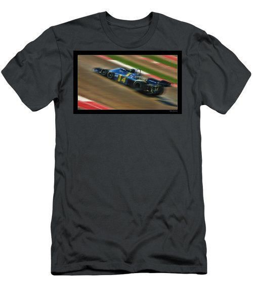 Patrick Depailler Men's T-Shirt (Athletic Fit)