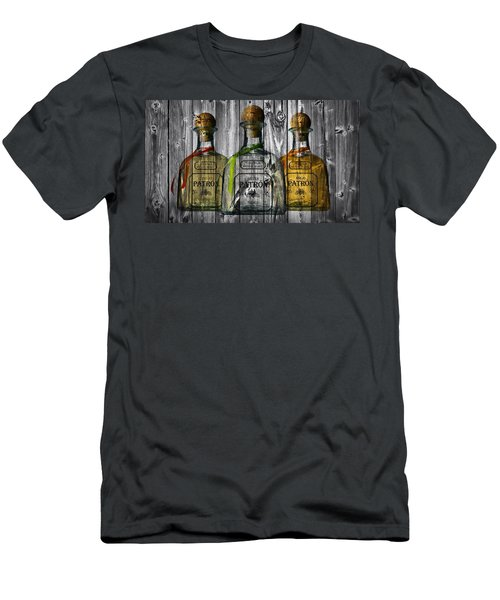 Patron Barn Door Men's T-Shirt (Athletic Fit)