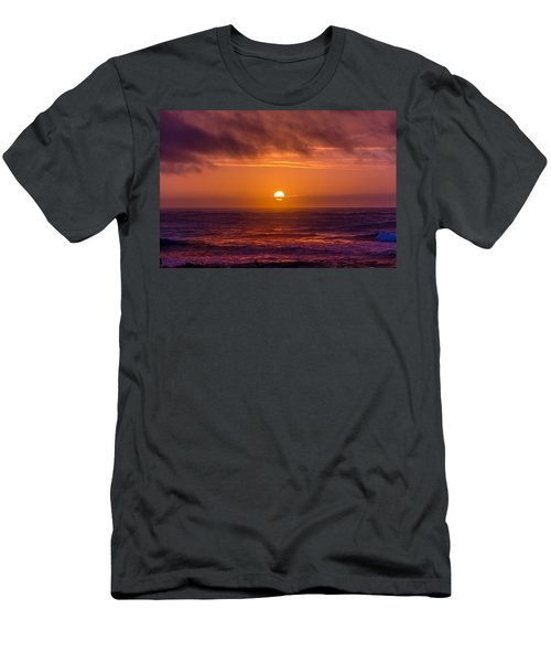 Peaceful Morning Men's T-Shirt (Athletic Fit)