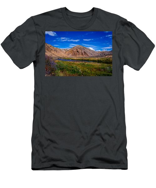Peaceful Valley Men's T-Shirt (Athletic Fit)