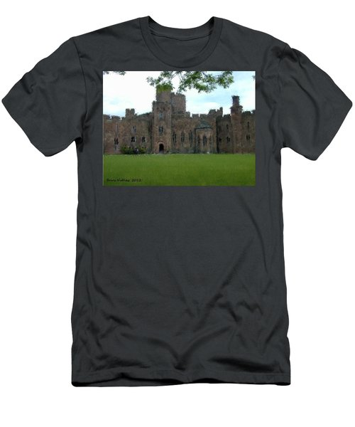 Peckforton Castle Men's T-Shirt (Athletic Fit)