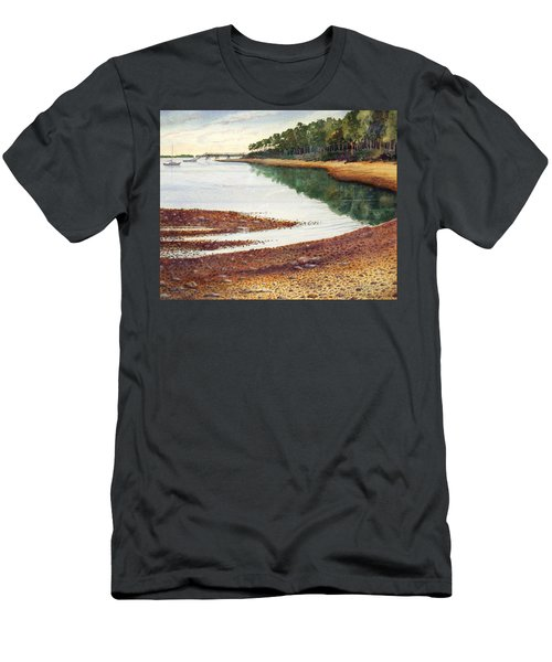 Penobscot Bay Men's T-Shirt (Athletic Fit)
