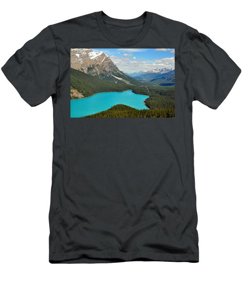 Peyto Lake Men's T-Shirt (Athletic Fit)