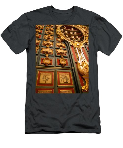 Pharmacia Real Men's T-Shirt (Athletic Fit)