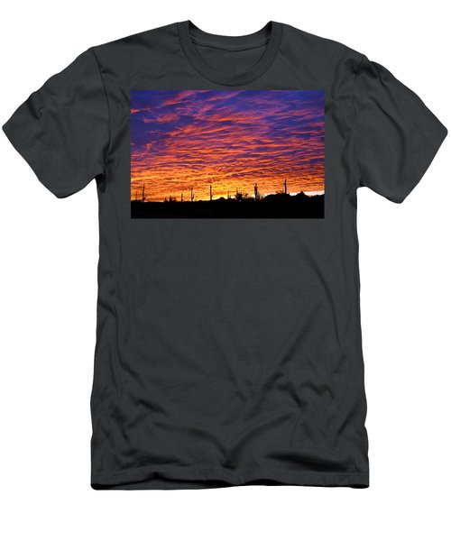 Phoenix Sunrise Men's T-Shirt (Athletic Fit)