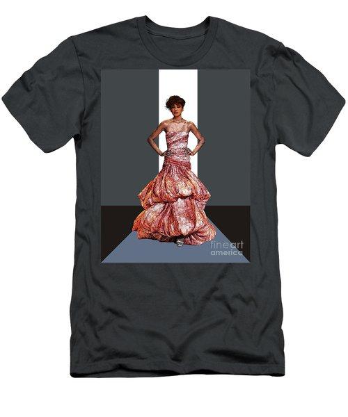 Ms. Phyllis Hyman Men's T-Shirt (Athletic Fit)