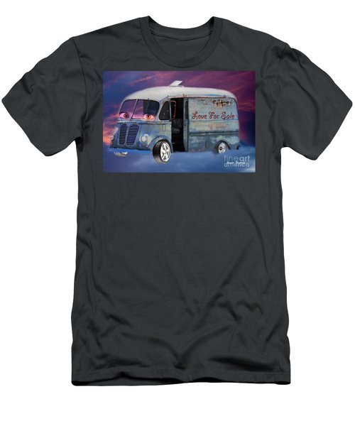 Pin Up Cars - #2 Men's T-Shirt (Athletic Fit)