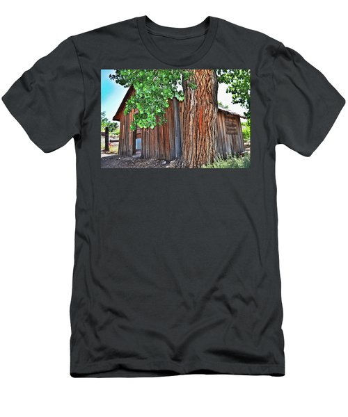 Pioneer Cabin Men's T-Shirt (Athletic Fit)