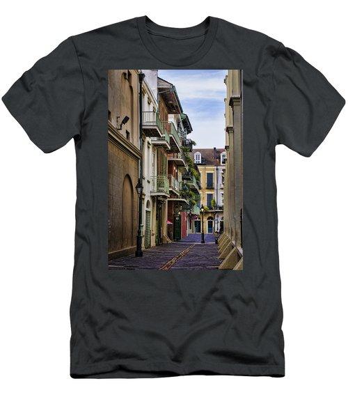 Pirates Alley Men's T-Shirt (Athletic Fit)