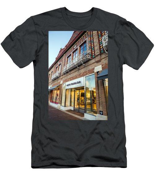 Plaza Store Men's T-Shirt (Athletic Fit)