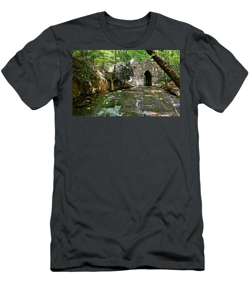 Poinsett Bridge Men's T-Shirt (Athletic Fit)