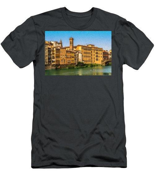 Ponte Vecchio Itl3304 Men's T-Shirt (Athletic Fit)