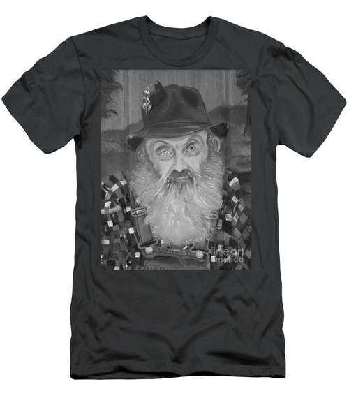Popcorn Sutton - Jam - Moonshine Men's T-Shirt (Athletic Fit)